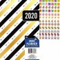 2020 Monthly Appointment Planner/Calendar - with 120 Reminder Stickers - Edition #3