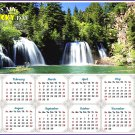 2020 Magnetic Calendar - Calendar Magnets - Today is my Lucky Day - v10