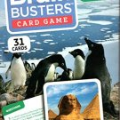 Brain Busters Card Game - Geography - with Over 150 Trivia Questions - Educational Flash Cards