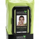 Green Tea Makeup Cleansing Wipes