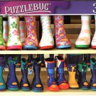 Colorful Rubber Boots - 300 Pieces Jigsaw Puzzle (p 012)