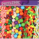 Rows of Assorted Candy - 300 Pieces Jigsaw Puzzle (p 012)
