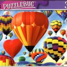 Colourful Hot Air Balloons Flying - 300 Pieces Jigsaw Puzzle (p 012)