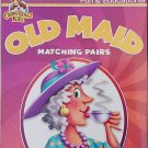 Educational Flash Cards Old Maid Matching Pairs Learning Game