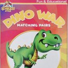 Educational Flash Cards Dino War - Dinosaur Themed Matching Pairs Learning Game