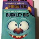 The Little Books of Big Monsters Bundle/3 Buckley Big, Sally Big & Simon Big