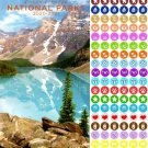 National Parks 2020-2021 2 Year Pocket Planner/Calendar/Organizer