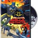Batman Unlimited: Animal Inst No Fig/DVD ( dv001)