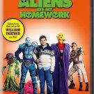 Aliens Ate My Homework (DVD) ( dv001)