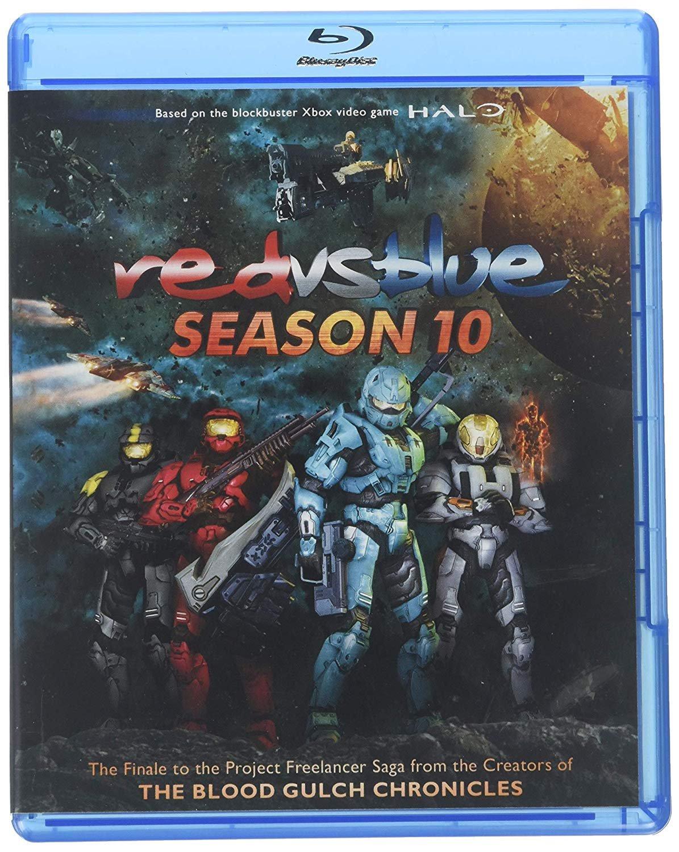 Red vs. Blue Season 10 (DVD) ( dv001)