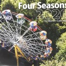 2020 Four Seasons Full Size 16 Month Wall Calendar