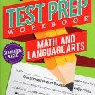 Test Preparation - Third Grade Math & Language Arts Test Prep Workbook