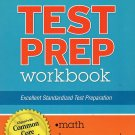 Test Preparation - Third Grade Math & Language Arts Test Prep Workbook
