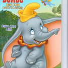 Dumbo Big Fun Book to Color ~ Ears and All