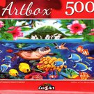 Turtle Paradise - 500 Pieces Jigsaw Puzzle