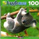 Cutie Koala - 100 Pieces Jigsaw Puzzle