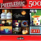 Coffee - 500 Pieces Jigsaw Puzzle