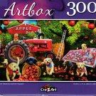 Farm Hands by Corenne Ferguson - 300 Pieces Jigsaw Puzzle