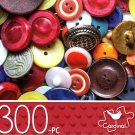 Colored Buttons - 300 Piece Jigsaw Puzzle - p014