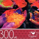 Hands with Powder - 300 Piece Jigsaw Puzzle - p014