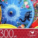 Paper Parasols - 300 Piece Jigsaw Puzzle - p014