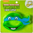 1 X Teenage Mutant Ninja Turtles TMNT Sandwich Crust Cutter Decruster for School Lunch