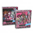 """1 piece of 100pc Monster High Puzzle - 10.37x9.12"""", Assorted"""