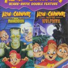 Alvin and the Chipmunks Scare-riffic Double Feature(DVD) (dv001)