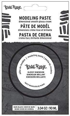 Brea Reese 30576 Molding Paste, Mars Black