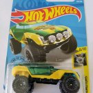 Hot Wheels 2019 Experimotors - Hyper Rocker, Green 126/250