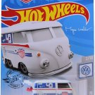 Hot Wheels Volkswagen Series 2/10 Kool Kombi 136/250, White
