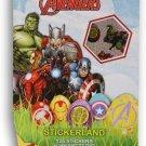 Marvel Avengers Sticker Pad - 5.75'' x 9.25''