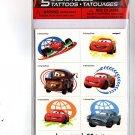 Disney Pixar Cars Party Tattoos 5 Sheets/30 tattoos