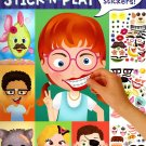 Wacky Wacky Fun! - Stick-N-Play 150+ Stickers Activity Book