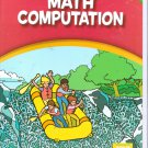 Kenny Kangaroo Math Computation Workbook Grade 4