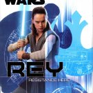 Disney Star Wars - Rey Resistance Hero - Coloring & Activity Book