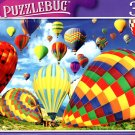 Hot Air Balloons on The Ground - 300 Pieces Jigsaw Puzzle