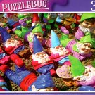 Resting Garden Gnomes - 300 Pieces Jigsaw Puzzle