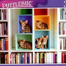 Library Kittens - 300 Pieces Jigsaw Puzzle