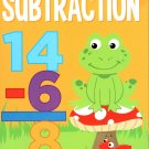 First Grade Educational Workbooks - Good Grades - Subtraction