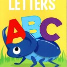Good Grades Kindergarten Educational Workbooks Letters - v2
