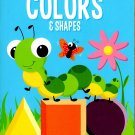 Good Grades Kindergarten Educational Workbooks Colors - v2