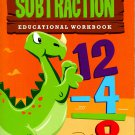 First Grade Educational Workbooks - Good Grades - Subtraction - v2