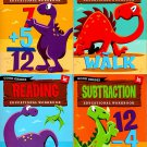 First Grade Educational Workbooks - Good Grades - Set of 4 Books - v2