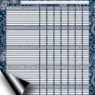 Chore Chart/Weekly Planner/to Do List/Message Board - (Edition #08) (Chore Chart/to Do List)