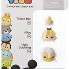 """Disney Tsum Tsum Series 3 Tinker Bell, Alice & Ugly Duckling 1"""" Minifigure 3-Pack r011"""