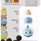 "Disney Tsum Tsum Series 3 Alice, Sadness & Genie 1"" Minifigure 3-Pack r011"