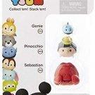 "Disney Tsum Tsum Series 3 Genie, Pinocchio & Sebastian 1"" Minifigure 3-Pack r011"