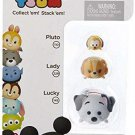 "Disney Tsum Tsum Series 3 Pluto, Lady & Lucky 1"" Minifigure 3-Pack r011"