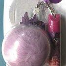 My Little Pony Lip Balm & Fluffy Keychain Set